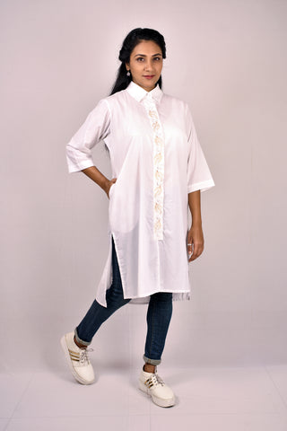 Aesha Birdie Kasabari Shirt Dress