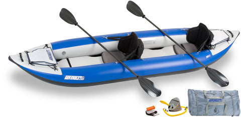 sea eagle pro carbon explorer 380x inflatable kayak package