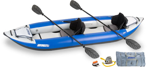 sea eagle pro kayak package inflatable kayak