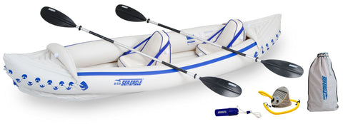 pro kayak sea eagle inflatable sport kayak