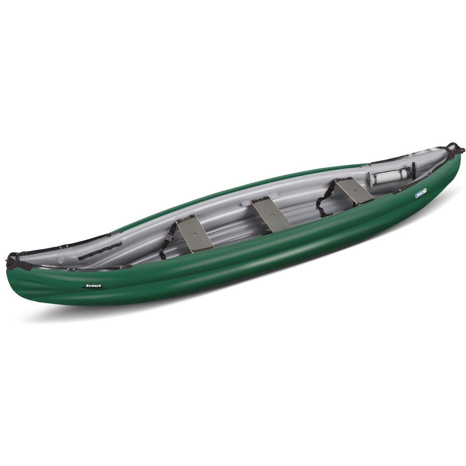 Innova Scout Standard Inflatable 3 Person Whitewater Canoe