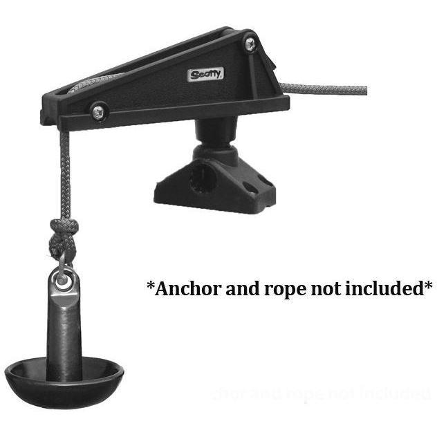 Anchor - SeaEagle Scotty Anchor Lock With Deck Mount