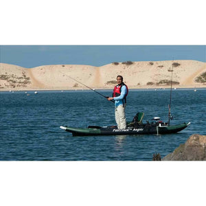 Fishing Boat - SeaEagle FastTrack Angler 385fta Inflatable Fishing Boat