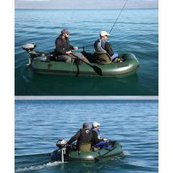 Fishing Boat - SeaEagle Stealth Stalker 10 Inflatable Fishing Boat