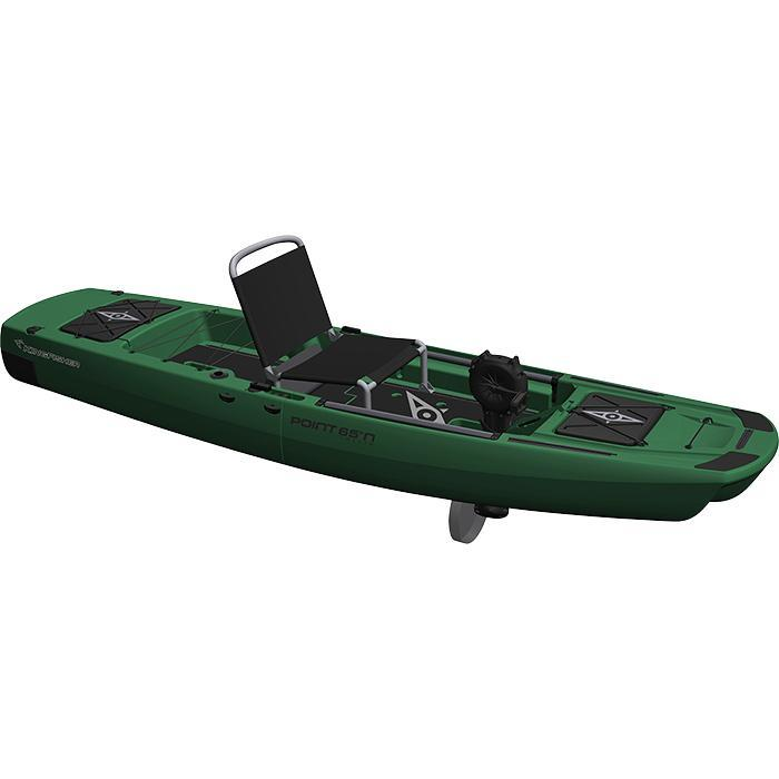 Fishing Kayak - Point65 KingFisher Modular Kayak Sections