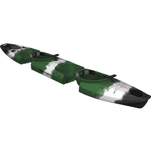 Fishing Kayak - Point65 Martini GTX Angler Tandem Modular Kayak