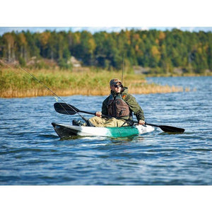 Fishing Kayak - Point65 Tequila! GTX Angler Tandem 1-2 Person Modular Fishing Kayak