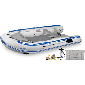 "Inflatable Boat - SeaEagle 12'6"" Sport Runabout Inflatable Boat"