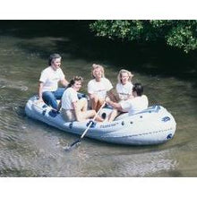 Inflatable Boat - SeaEagle 9 Inflatable Motormount Fishing & Whitewater Boat/Raft
