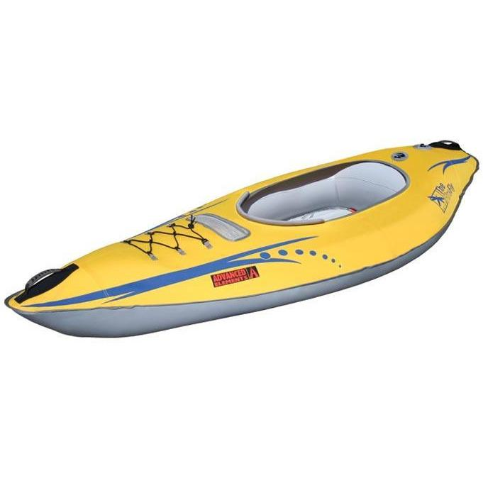 Inflatable Kayak - Advanced Elements Firefly Inflatable 1 Person Kayak: AE1020-Y