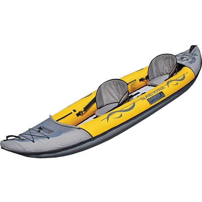 Inflatable Kayak - Advanced Elements Island Voyage 2 Person Inflatable Kayak: AE3023-Y