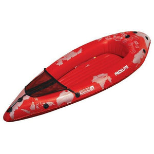 Inflatable Kayak - Advanced Elements Packlite Inflatable Travel 1 Person Kayak: AE3021