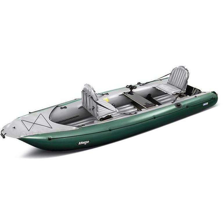 Inflatable Kayak - Alfonso Inflatable Fishing Kayak By Innova ALF-0017-000
