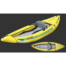 Inflatable Kayak - ATTACK™ WHITEWATER KAYAK: AE1050-Y