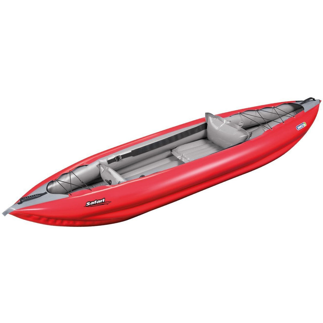 Inflatable Kayak - Safari 330 Inflatable 1 Person Kayak By Innova