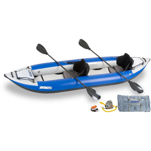 Inflatable Kayak - SeaEagle Explorer 380x 2 Person Inflatable Kayak