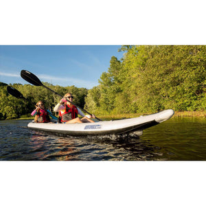Inflatable Kayak - SeaEagle FastTrack 465ft Inflatable 3 Person Kayak