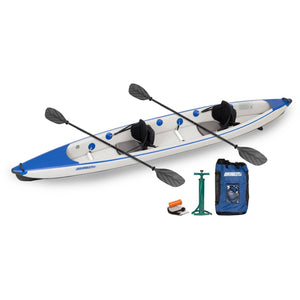 Inflatable Kayak - SeaEagle RazorLite 473rl Inflatable Tandem Kayak