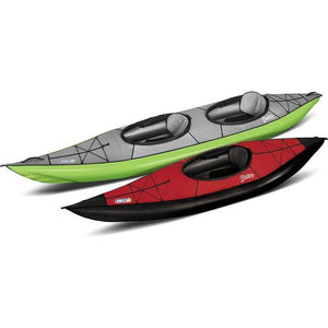 Inflatable Kayak - Swing 1 Person Inflatable Kayak By Innova