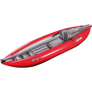 Inflatable Kayak - Twist N 1 Person Inflatable Kayak By Innova