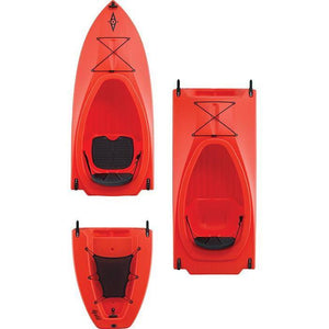 Modular Kayak - Point65 Gemini GT Modular Kayak Sections
