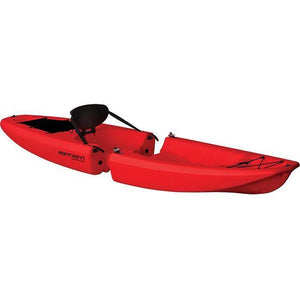 Modular Kayak - Point65 Sweden Apollo Sit On Top 1 Person Modular Take Apart Kayak