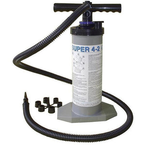 Pump - Innova Double/Single Action Hand Pump Super 4-2