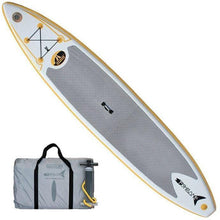 SUP Boards - Advanced Elements Fishbone EX Inflatable SUP Board Bundle With Pump And Bag: AE1064