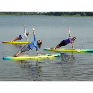 SUP Boards - RaveSports Core Crossfit SUP For Yoga & X-training - Eco Green Blue