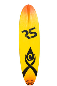SUP Boards - RaveSports Core Crossfit SUP For Yoga & X-training - Sunset Gold