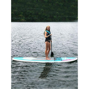 "SUP Boards - RaveSports Cruiser 10'6"" SUP Stand Up Paddle Board - Blue"