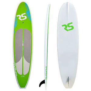 "SUP Boards - RaveSports Cruiser 10'6"" SUP Stand Up Paddle Board - Green"