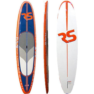 "SUP Boards - RaveSports Cruiser 11'6"" SUP Stand Up Paddle Board Orange-Blue"