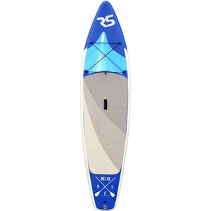 "SUP Boards - RaveSports Nomad 11' 6"" Inflatable SUP Stand Up Paddle Board"
