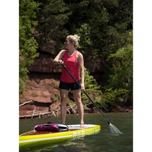 "SUP Boards - RaveSports Touring 12'6"" SUP Stand Up Paddle Board - Sea Grass"