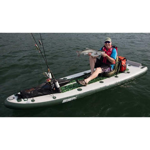 SUP Boards - SeaEagle FishSUP 126 Inflatable Fishing Paddle Board