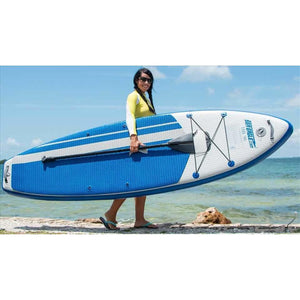 "SUP Boards - SeaEagle Hybrid 9'6"" SUP Inflatable Stand Up Paddle Board"