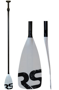SUP Paddle - RaveSports Tempo Stand Up Paddle Board (SUP) Paddle - White Or Red