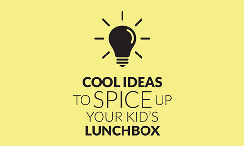 Cool ideas to spice up your kid's lunchbox