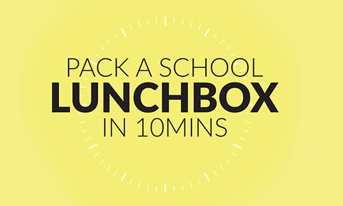 School lunches don't have to be chore, and we'll tell you how