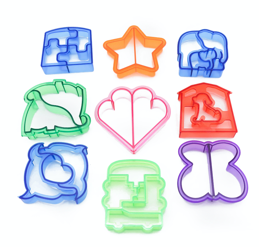 Citron Sandwich Cutters