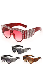 Crystal Overload Bed Sunglasses