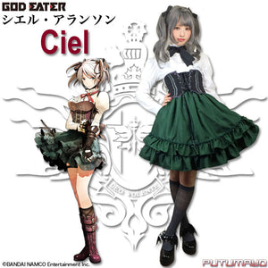 Now accepting special orders for GOD EATER x PUTUMAYO collaboration items!
