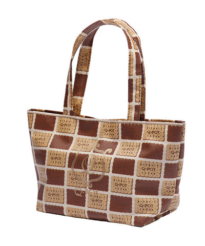 Milk & Chocolate Biscuit Lunch Tote Bag