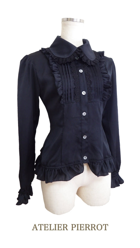 Traumerei Blouse (Black)