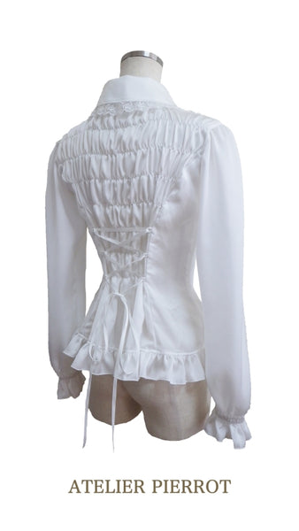 Traumerei Blouse (White)
