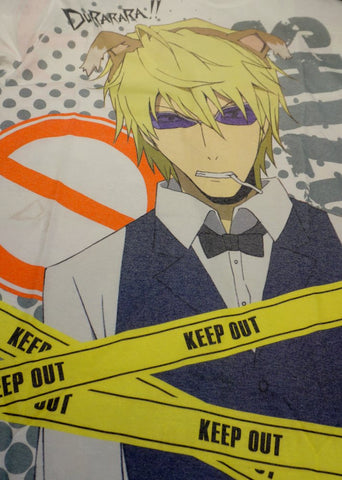 Durarara!! Shizuo Sublimation T-shirt
