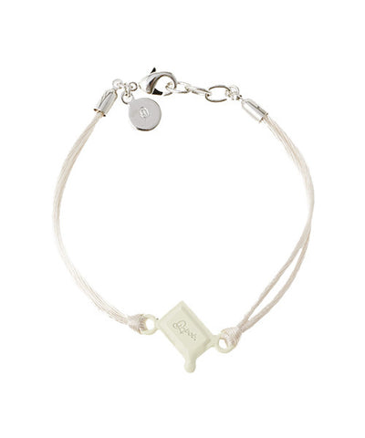 Chocolate Piece Good Luck Bracelet