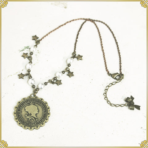 Etoile Classical Necklace