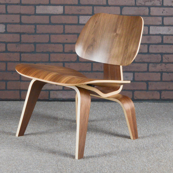 Eames for Herman Miller LCW Plywood Lounge Chair - Walnut